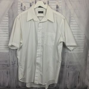 Christian Dior Shirt Short Sleeve Button UP 17